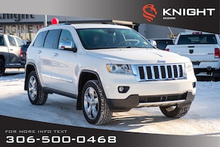 2011 Jeep Grand Cherokee Overland | Leather | Heated & Cooled Seats | Navig 4WD  Overland