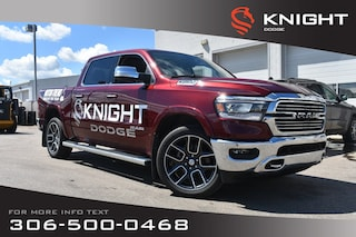 2019 Ram 1500 Laramie | Sunroof | Navigation | 12 Touchscreen |