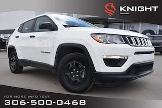 2018 Jeep Compass Sport 4x2 *Advertised Special* SUV