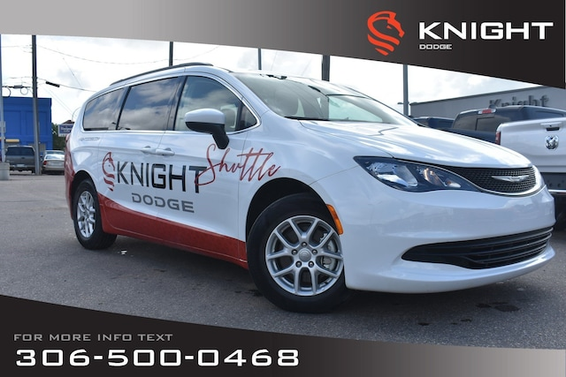 Knight Dodge Swift Current >> 2017 Chrysler Pacifica Lx Bluetooth 2nd 3rd Row Stow N Go Seats Wagon
