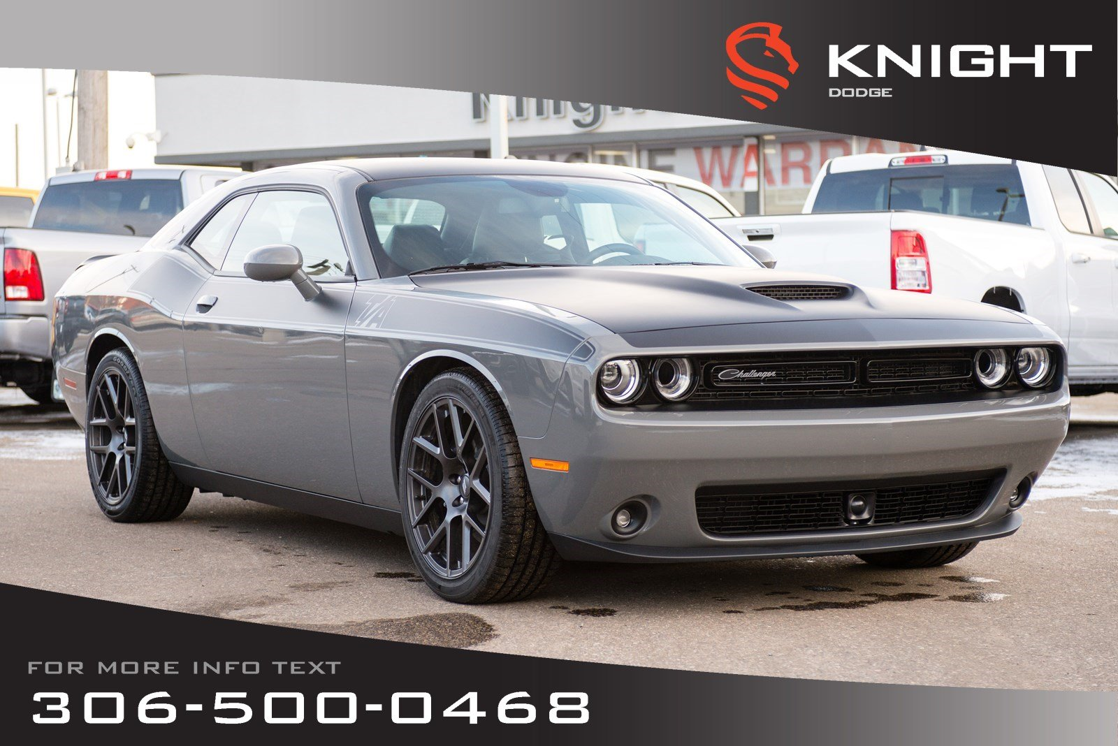 2018 Dodge Challenger T/A | Sunroof | Navigation Coupe