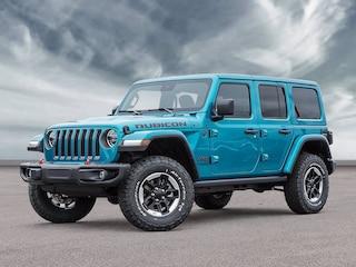 2020 Jeep Wrangler Unlimited Rubicon VUS