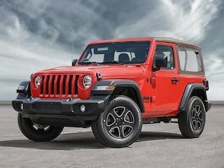2020 Jeep Wrangler Sport VUS