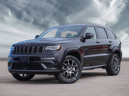 2021 Jeep Grand Cherokee Overland VUS