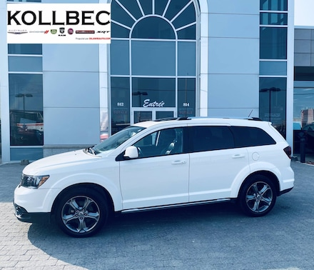 2018 Dodge Journey Crossroad VUS