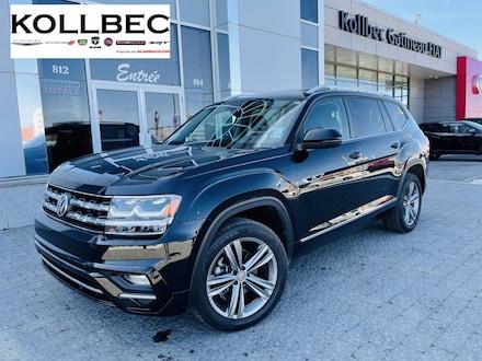 2019 Volkswagen Atlas 3,6 FSI Highline 4MOTION VUS