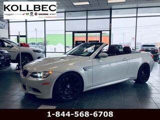2013 BMW M3 Base (M6) Décapotable ou cabriolet