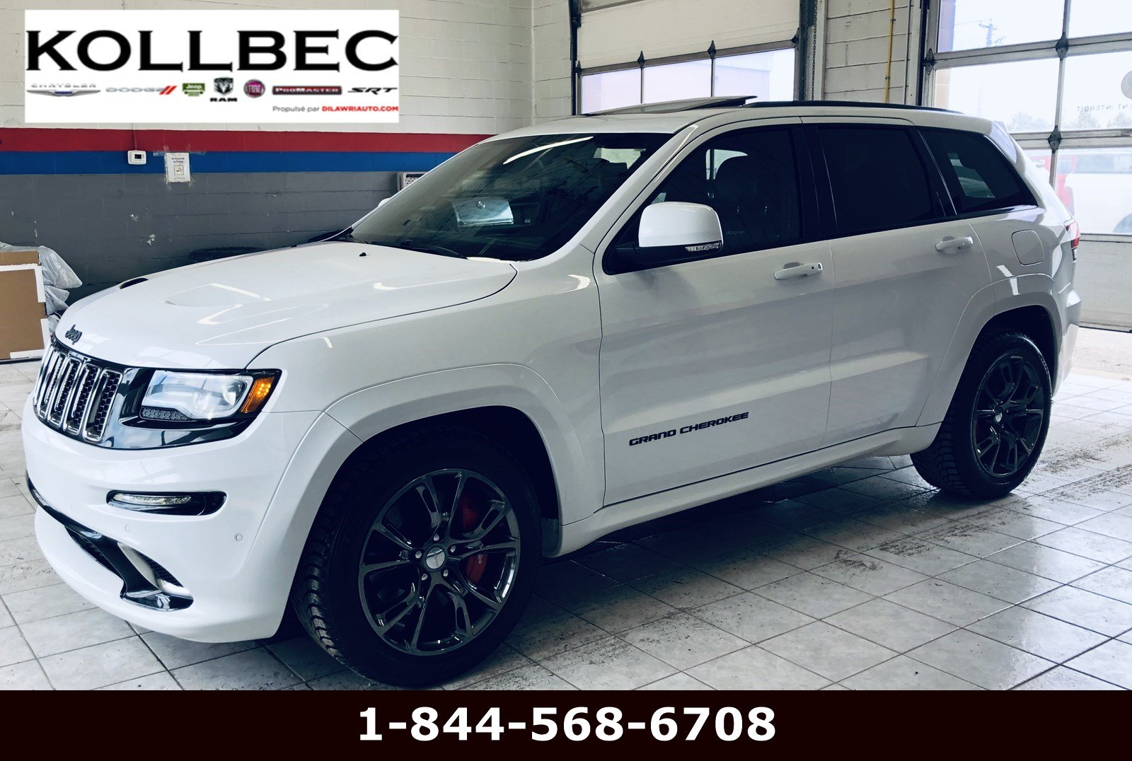 2016 Jeep Grand Cherokee SRT VUS