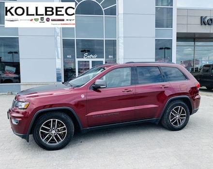 2017 Jeep Grand Cherokee Trailhawk VUS