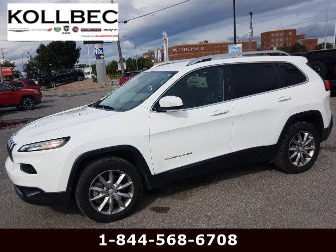 2017 Jeep Cherokee Limited VUS