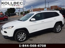 2017 Jeep Cherokee Limited VUS