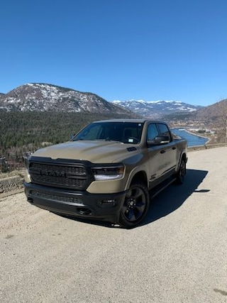 2020 Ram 1500 Big Horn Built to Serve Edition