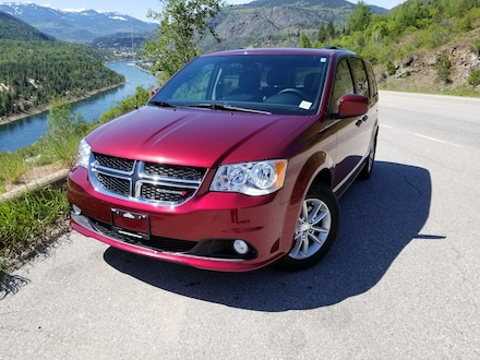 2019 Dodge Grand Caravan CVP/SXT for sale in Trail, BC
