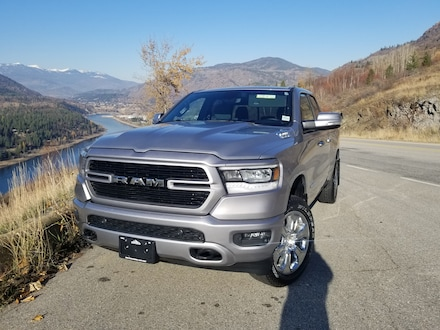 2020 Ram 1500 Big Horn North Edition for sale in Trail, BC