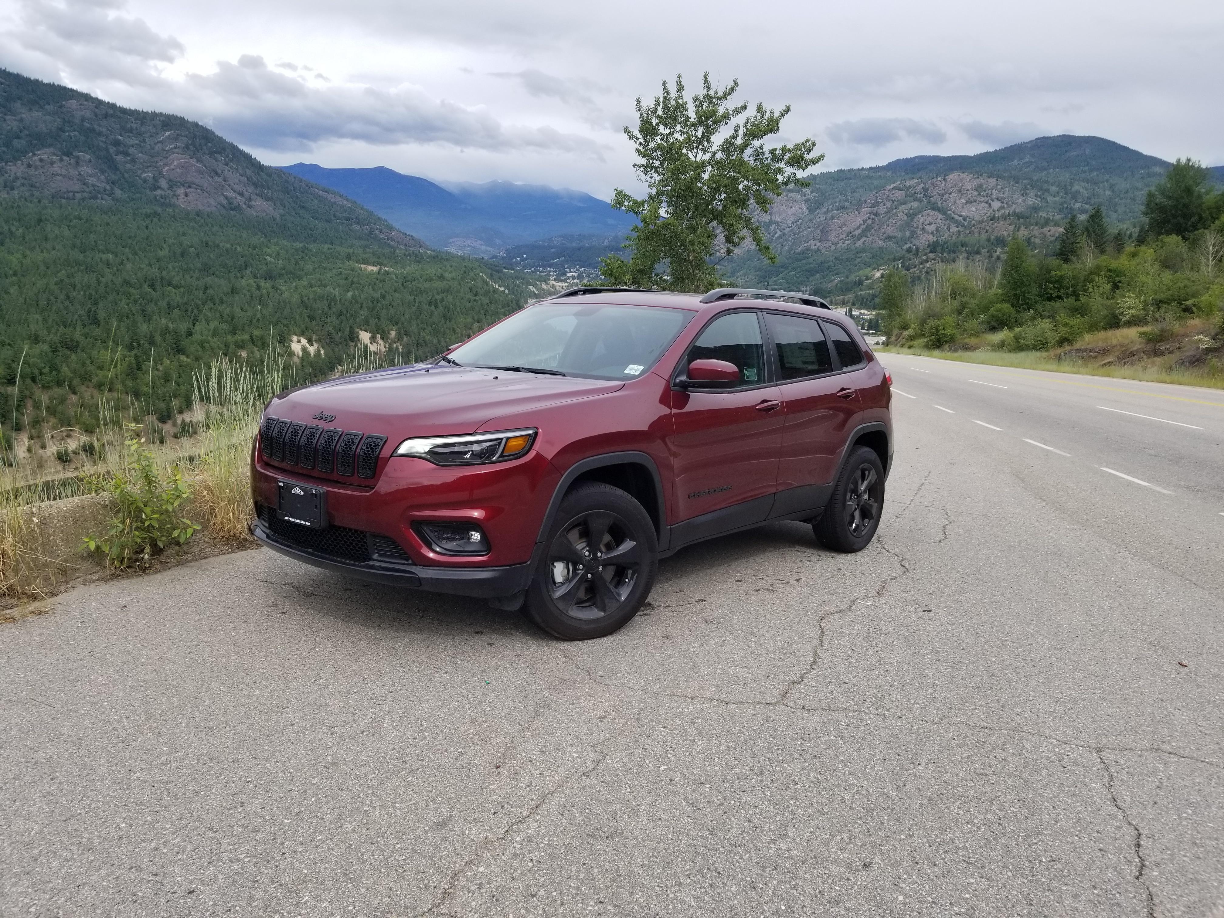 2019 Jeep New Cherokee North 4x4