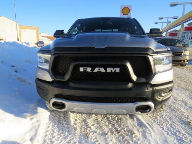 2019 Ram All-New 1500 Sport/Rebel Truck Crew Cab