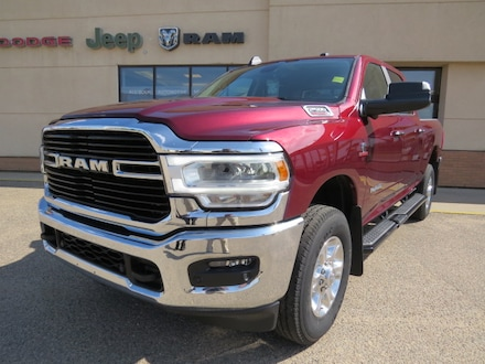 2019 Ram New 2500 Big Horn 4x4 Crew Cab 6.3 ft. box 149 in. WB