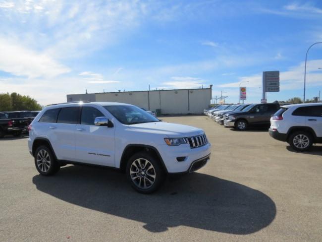 2018 Jeep Grand Cherokee Limited SUV