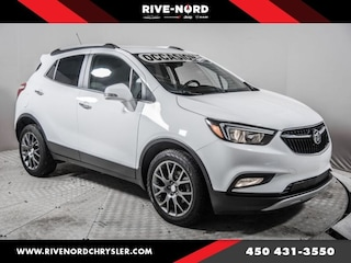 2019 Buick Encore Sport Touring Groupe Electrique Bluetooth Mags