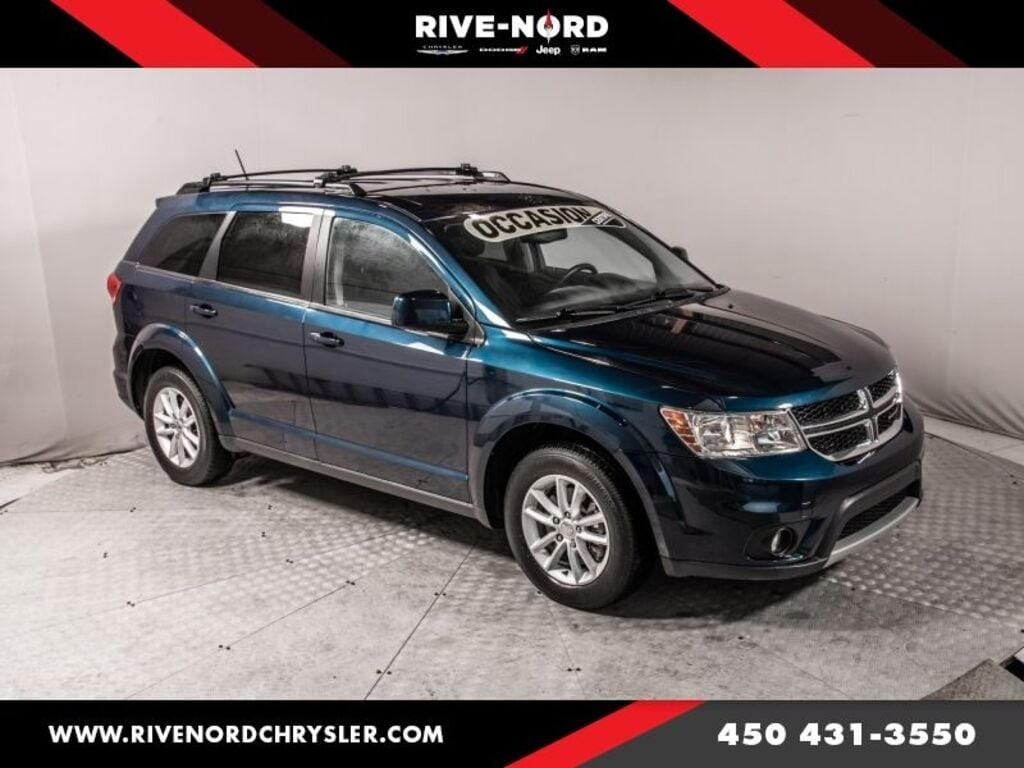 2015 Dodge Journey SXT Auto A/C GR ÉLect Bluetooth
