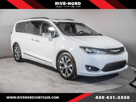 2017 Chrysler Pacifica Limited Toit Panoramique Cuir Navigation