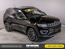 2018 Jeep Compass Limited 4X4 Toit