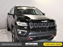 2017 Jeep Compass Trailhawk 4x4 NAV Mags GR-Elec Toit Cuir