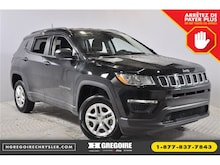 2018 Jeep Compass Sport 4X4 Mags Camera Bluetooth Sieges Chauffants VUS