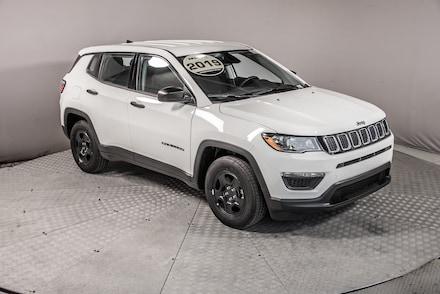 2019 Jeep Compass Sport VUS