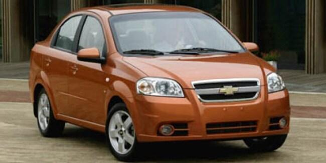Used 2007 Chevrolet Aveo For Sale At Lakehead Motors Vin Item Vin