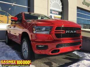 2020 Ram 1500 Big Horn North Edition