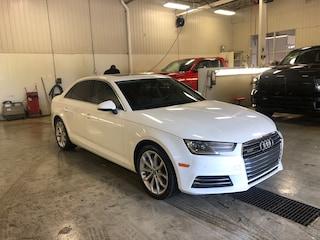 2017 Audi A4 2.0 Tfsi**Quattro**AWD**GPS**Cuir**Toit Ouvrant** Berline
