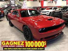 2015 Dodge Challenger SRT**Hellcat**BAS KM**Jamais Accidente**Pneus Neuf Coupe
