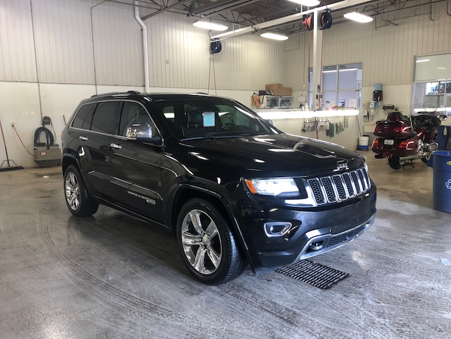 Used 2015 Jeep Grand Cherokee Overland**Ecodiesel**Garantie JusquEN