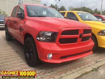 2019 Ram 1500 Classic Camion
