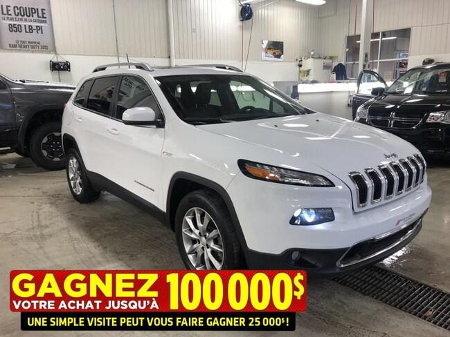 2017 Jeep Cherokee **Limited**Liquidation Demo**Votre Derniere Chance VUS
