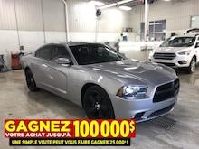 2014 Dodge Charger R/T**5.7L Hemi**Aileron**GPS**Mags 20 PO Noir** Sedan