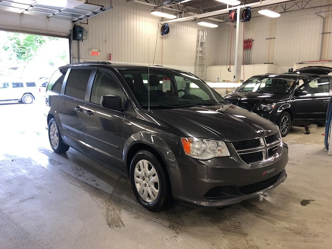 2016 Dodge Grand Caravan SE**Jamais Accidente**UN Seul Proprietaire** Van Passenger Van