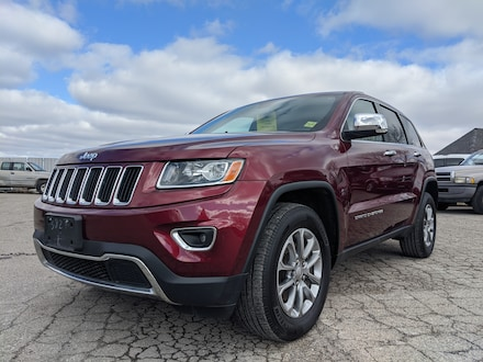 2016 Jeep Grand Cherokee Limited Limited SUV