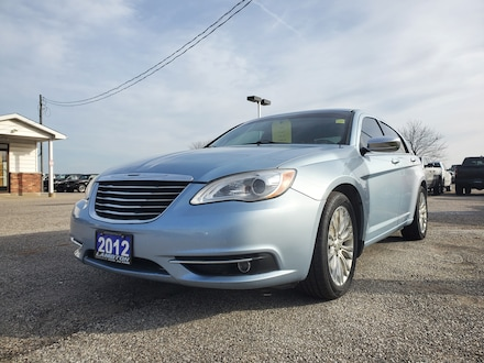 2012 Chrysler 200 Limited GREAT CONDITION