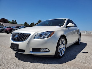 2012 Buick Regal Turbo Sedan