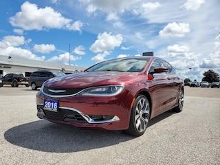 2016 Chrysler 200 C SEDAN .