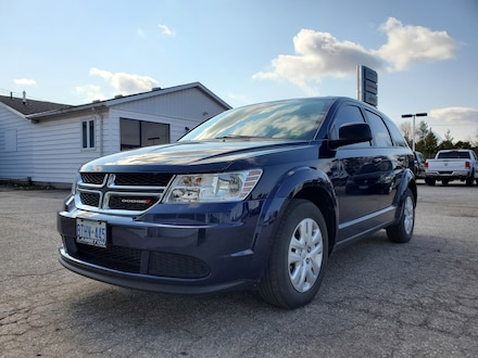 2018 Dodge Journey SE CVP/SE Low Mileage SUV
