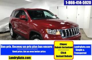 2011 Jeep Grand Cherokee LAREDO 4X4 V6 A/C MAGS VUS