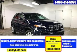2015 Jeep Cherokee NORTH 4X4 CAMERA BLUETOOTH MAGS VUS