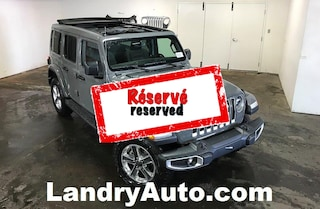 2019 Jeep Wrangler Unlimited Sahara Sky Roof VUS