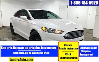2016 Ford Fusion SE CUIR TOIT GPS CAMERA MAGS Berline