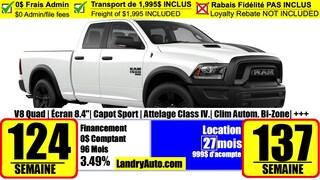 2021 Ram 1500 Classic SLT Camion Quad Cab