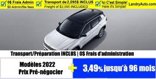 2022 Jeep Compass Limited VUS
