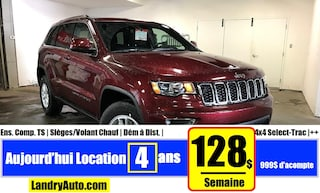 2019 Jeep Grand Cherokee Laredo VUS